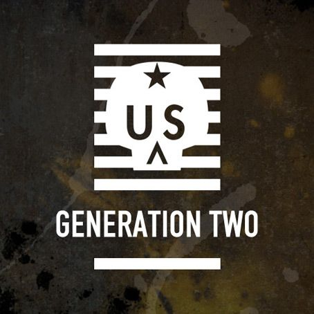 USA Generation Two - Mixed By Moments of Darkness